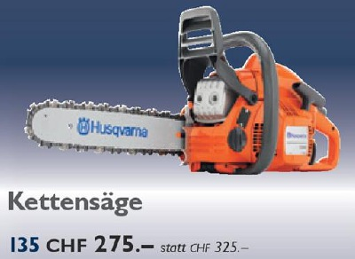 Download Flyer Husqvarna 135